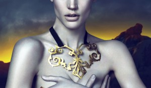 Jewellery for Versace